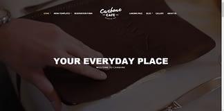 Carbone - Flexible Restaurant WordPress Theme