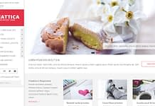 Creattica - Free WordPress Blog Theme