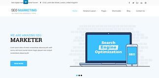 SKT SEO - Digital Marketing WordPress Theme
