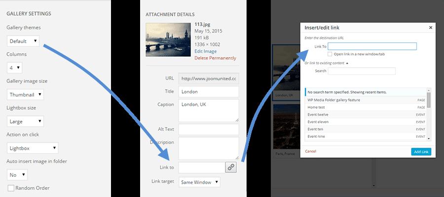 Default gallery - WP Media Folder – Best Feature-rich WordPress Media Manager Plugin