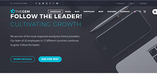 TheGem - Creative Multipurpose WordPress Theme