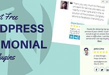 Top Best Free WordPress Testimonial Plugins
