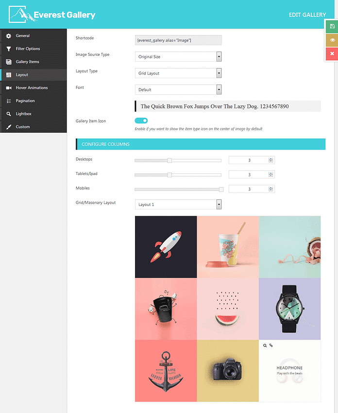 layout 838x1024 - How to Add An Image Gallery on WordPress website? (Step by Step Guide)