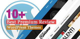 Best Premium Review WordPress Themes