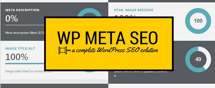 WP Meta SEO Best WordPress SEO Plugin
