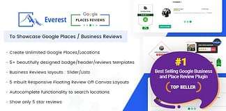 Everest Google Places Review