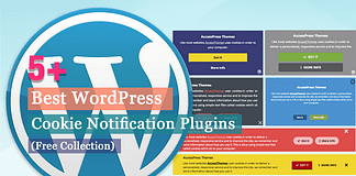 Best Free WordPress Cookie Notification Plugins