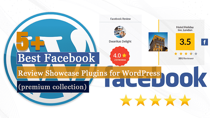 Best WordPress Facebook Review Showcase Plugins