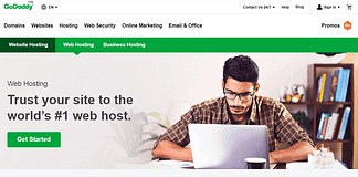 GoDaddy WordPress Hosting Services