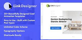 Link Designer Pro - Easy WordPress Link Designer Plugin