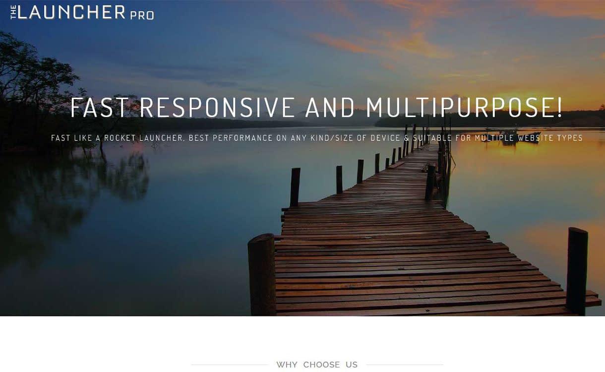 the-launcher-pro-best-premium-responsive-wordpress-theme