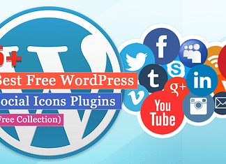 Best Free WordPress Social Icons Plugins