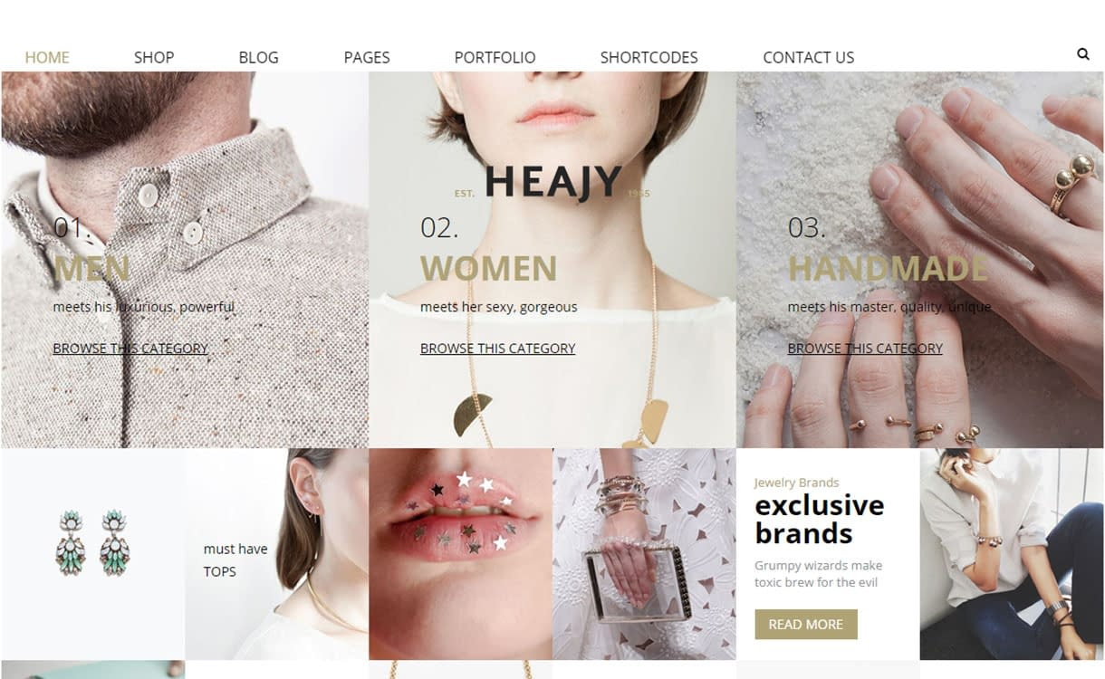 heajy-best-premium-fashion-wordpress-theme
