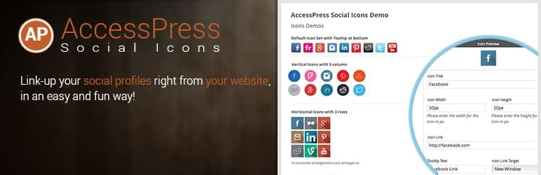 5+ Best Free WordPress Social Icons Plugins