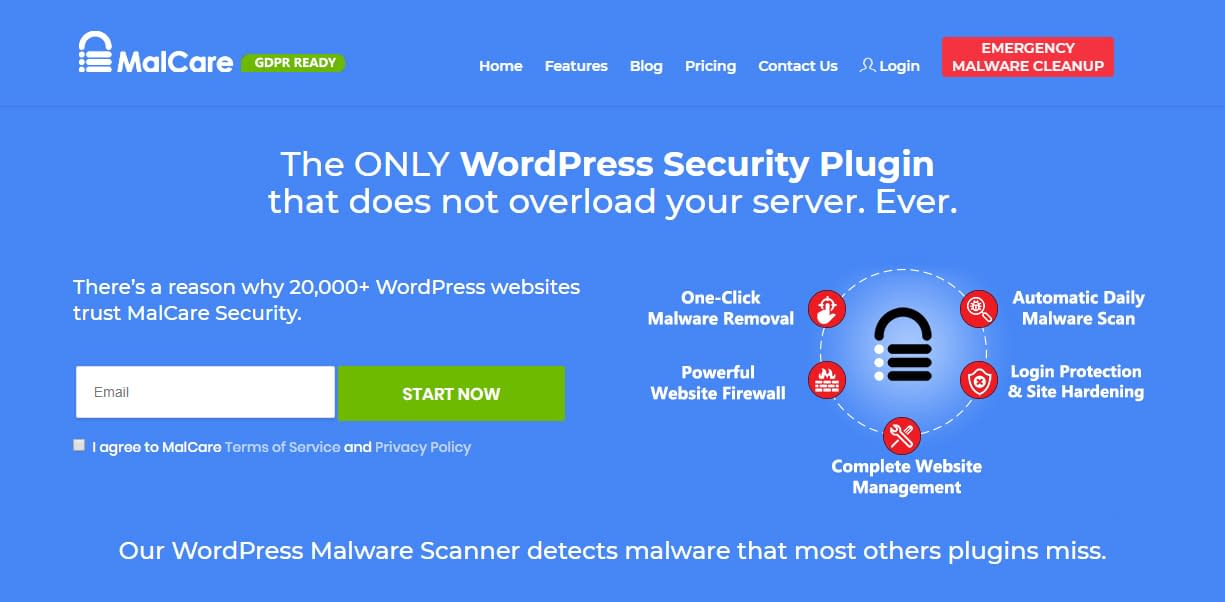 MalCare - Black Friday and Cyber Monday WordPress Deal 2018