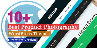 Best Premium Product Photography WordPress Themes