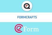 Quform vs FormCraft vs eForm - Which the Best WordPress Form Builder Plugin?
