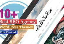 Best Free SEO Agency WordPress Themes
