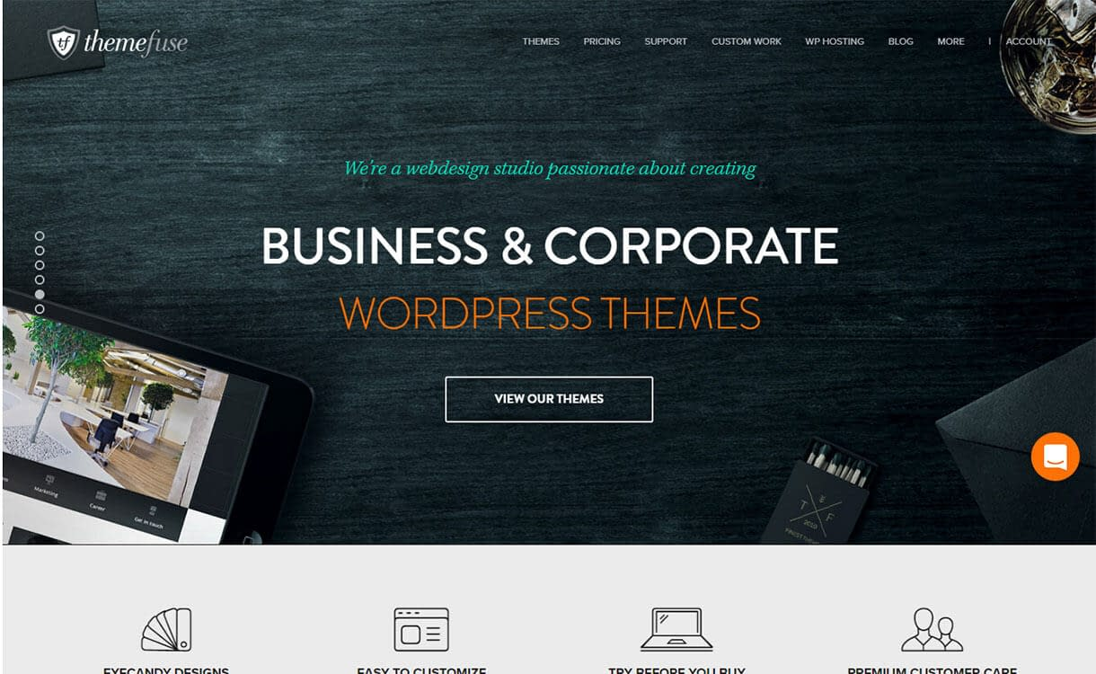 ThemeFuse - WordPress Deals and Discounts for Halloween