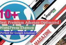 Best Premium Adsense Optimized WordPress Themes