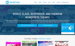 D5 Creation - WordPress Theme Store