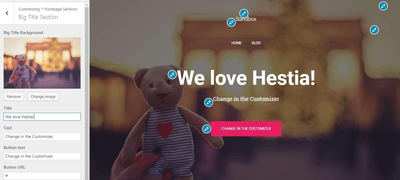 Hestia - Free Multipurpose WordPress Theme (Top #5 on WordPress.org)