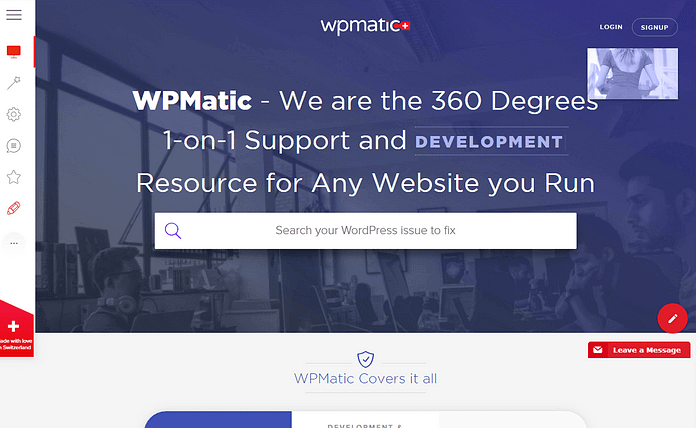 WPmatic-Support-Theme