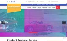 Automobile - Free Automobile WordPress Theme