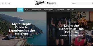 Lekh - Premium WordPress Blog Theme