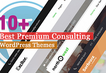 Best Premium Consulting WordPress Themes