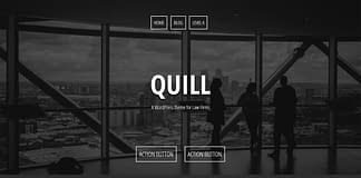 Quill - Free WordPress Law Theme