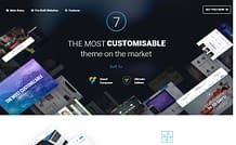 The7 - Responsive WordPress Multipurpose Theme