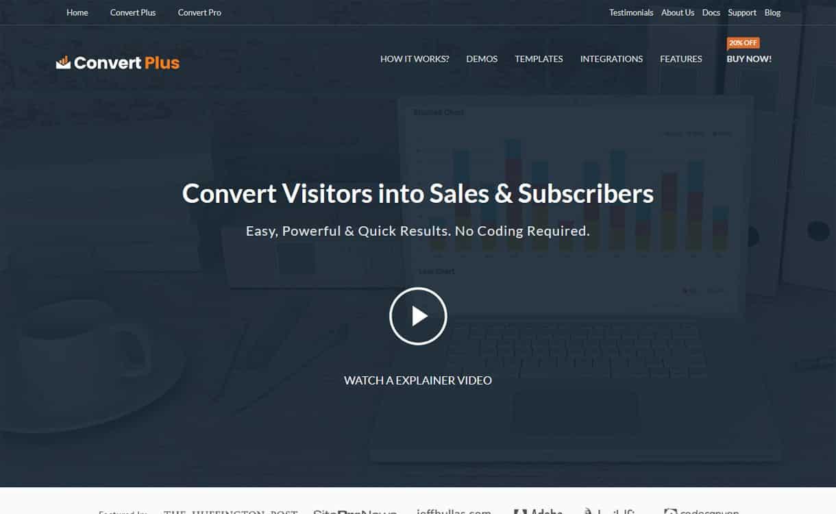 ConvertPlus - WordPress Popup Plugins
