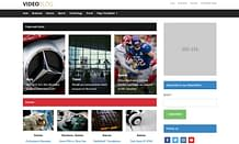 VideoBlog - Free WordPress Blogging Theme