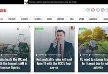 4News - News & Magazine Elementor WordPress Theme