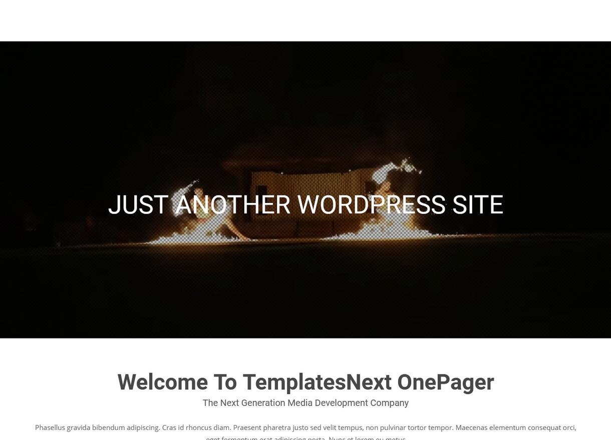 i-amaze-Best Free WordPress Themes February