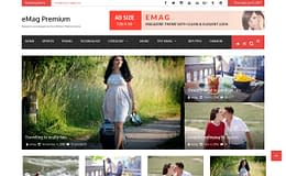 eMag - Best Free WordPress Themes January 2017