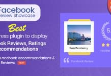 Best WordPress Facebook Review Showcase Plugins: WP Facebook Review Showcase