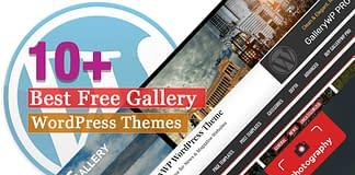 Best Free Gallery WordPress Themes