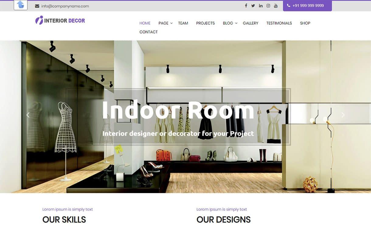 lz-interior-decor-best-free-interior-design-wordpress-theme
