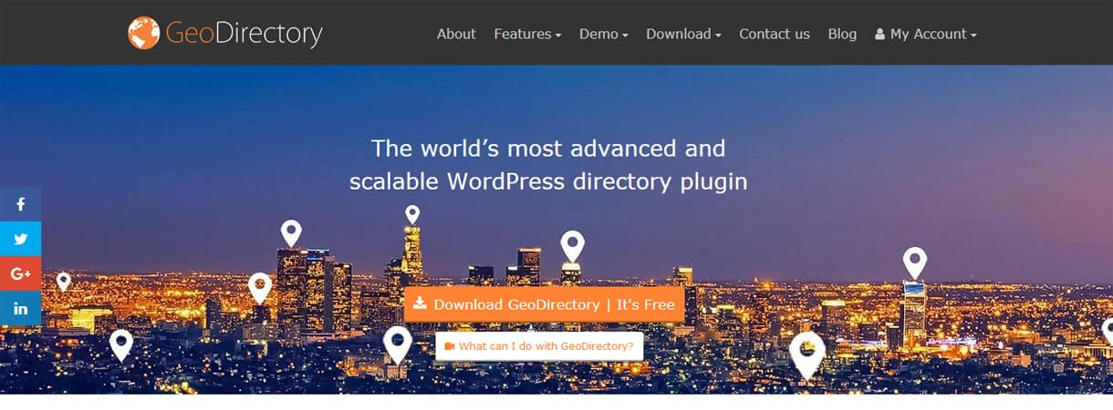 Geo Directory - Black Friday and Cyber Monday WordPress Deal 2018