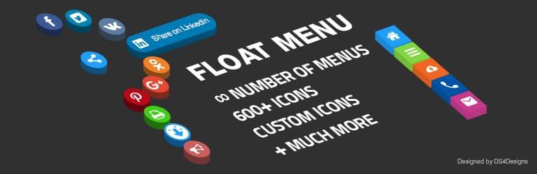 Float Menu - Best Free WordPress Floating Menu Plugin