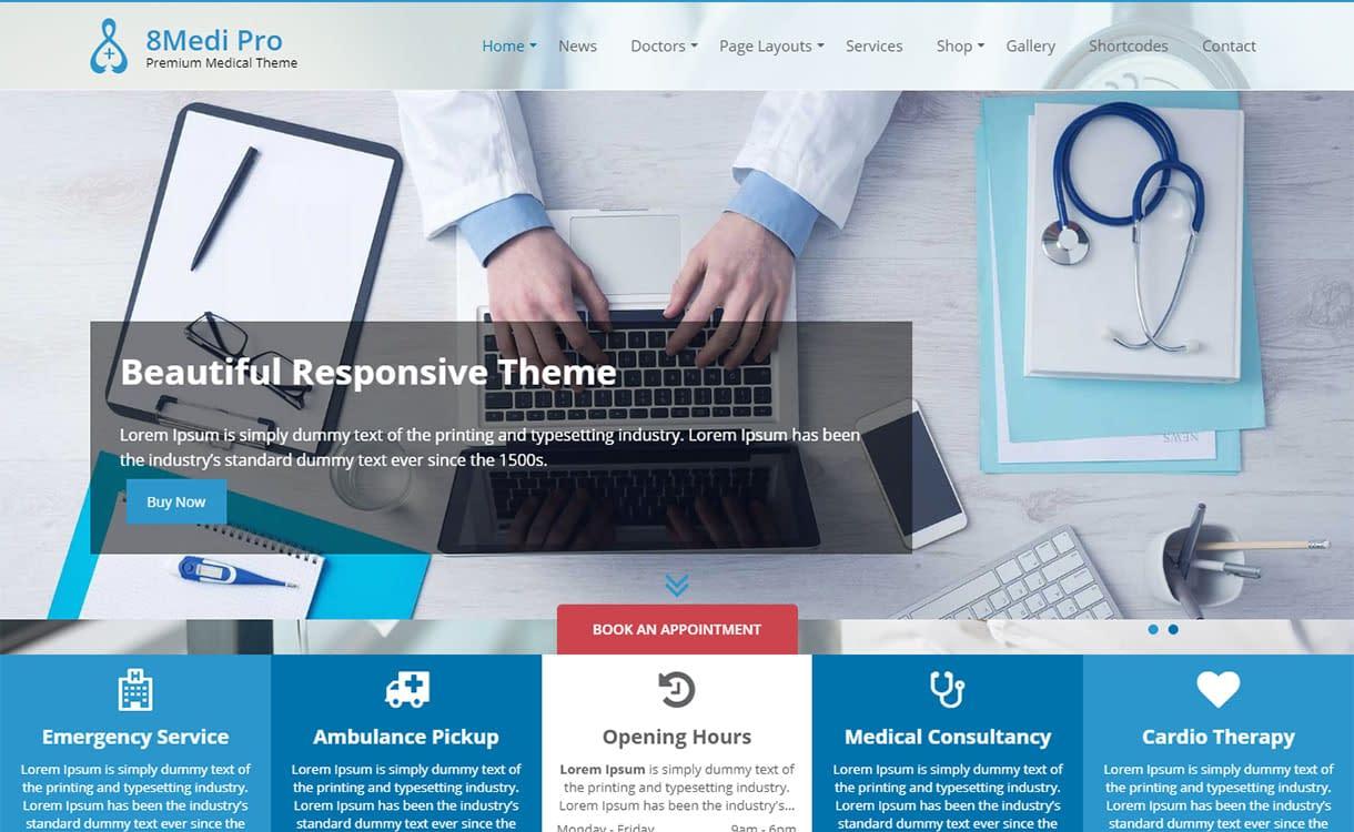 8medi-pro-best-premium-responsive-wordpress-theme