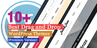 Best Premium Drag and Drop WordPress Themes