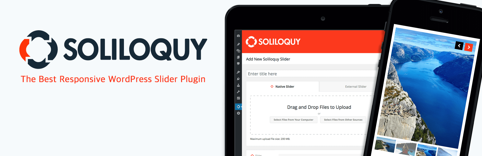 Soliloquy Lite: Free WordPress Slider Plugins