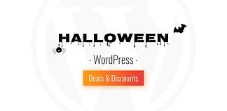 Wordpress Deals and Discounts Halloween