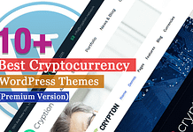 Best Premium Cryptocurrency WordPress Themes