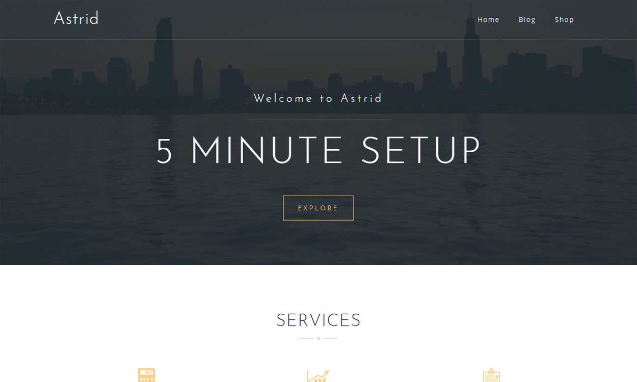 Astrid-Best Agency WordPress Themes and Templates (Free)