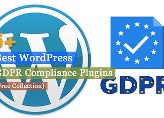 Best Free WordPress GDPR Compliance Plugins