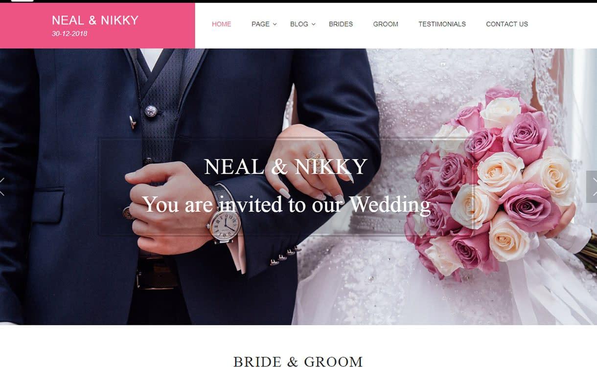 vivah-royal-wedding-best-free-wedding-wordpress-theme